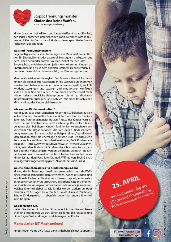 Was sind Trennungsmonster? Wie werden Kinder manipuliert? Welche Anzeichen gibt es für Kindesmanipulation? Was kann man tun? #trennungsmonster #liebestattlügen